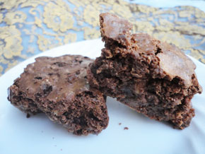 Epic (gluten-free!) Brownies