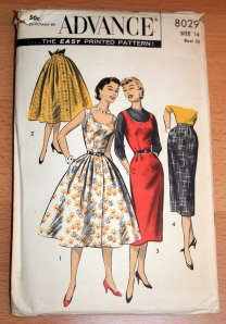 Vintage pattern!