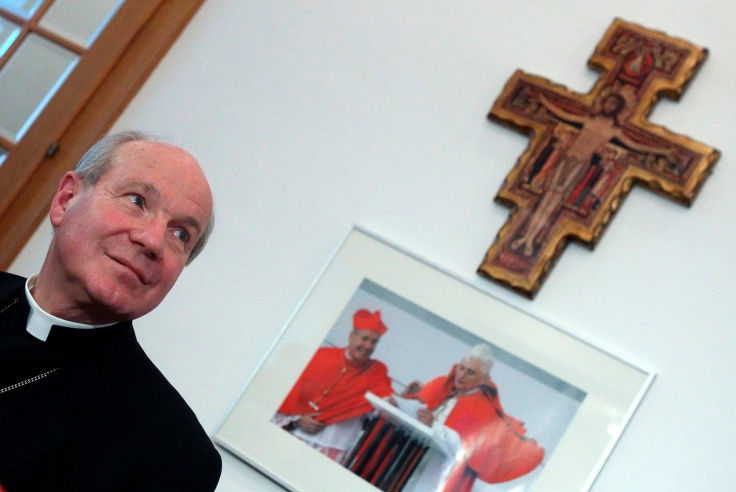 2. Cardinal Schonborn