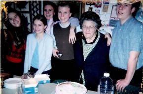 Grandparents and faith