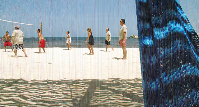 And one day a bunch of the family played a volleyball game. But I did not. I laid in a hammock and I have approximately 0 regrets from this decision.