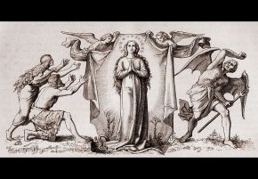 Advent Tuesday #2– Solemnity of the Immaculate Conception