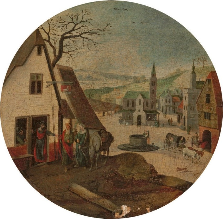 Circle of Abel Grimmer [Public domain], via Wikimedia Commons