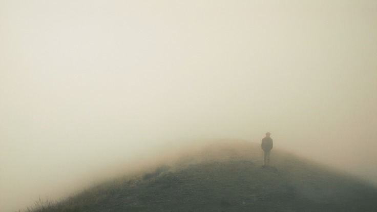 Beauty Climb Life Explore Scene Mist Hike Fog